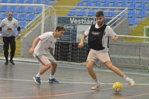 (Blumenau Futsal/Sidnei Batista)