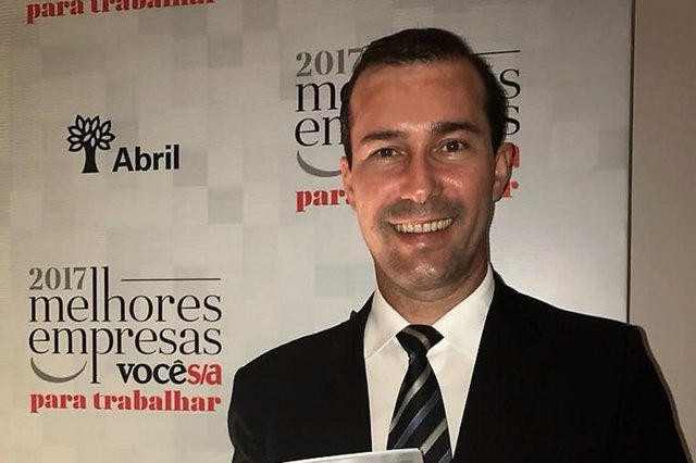 Claudemir Santos, diretor de operações no Brasil da Embraco, melhores empresas