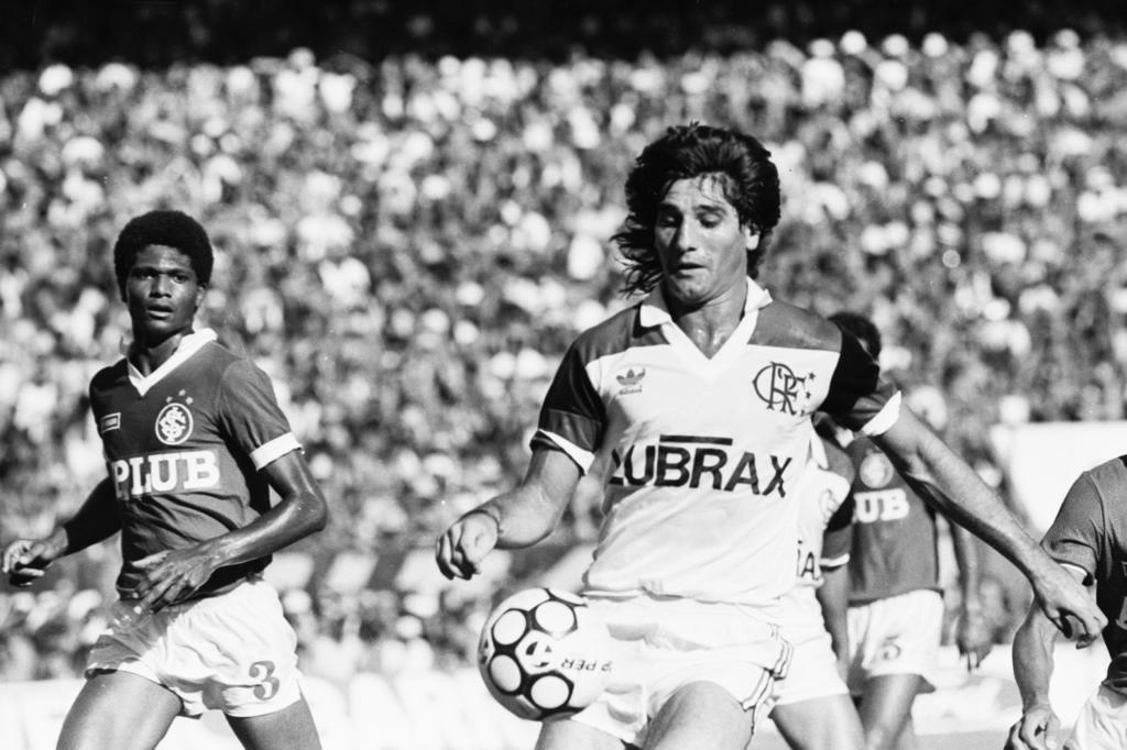 No STF, Flamengo pede divisão do título de 1987 com o Sport
