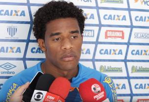 Zagueiro Betão lembra que Avaí depende de si mesmo para sair da zona de rebaixamento (Avaí/Reprodução YouTube / Avaí)