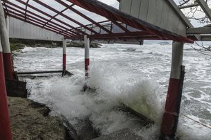 Praia do Matadeiro (Diario Catarinense/Diorgenes Pandini)