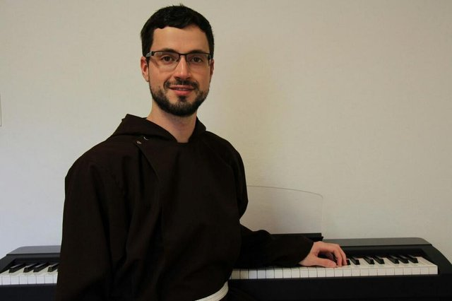 Concerto de Piano com Frei Tiago Gulmine