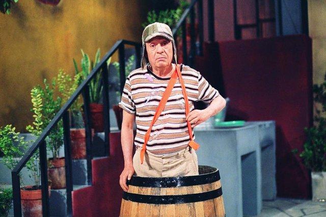 DIVULGAÇÃO - Roberto Gómez Bolaños (Cidade do México, 21 de fevereiro de 1929 ¿ Cancún, 28 de novembro de 2014), como o personagem CHAVES, mais conhecido como Chespirito, foi um ator, escritor, comediante, dramaturgo, compositor e diretor de televisão mexicano. O comediante, criador de Chaves e Chapolin, morreu aos 85 anos em casa no México. Ele tinha saúde frágil e vivia com a esposa Florinda Meza em Cancún.Editoria: VAR