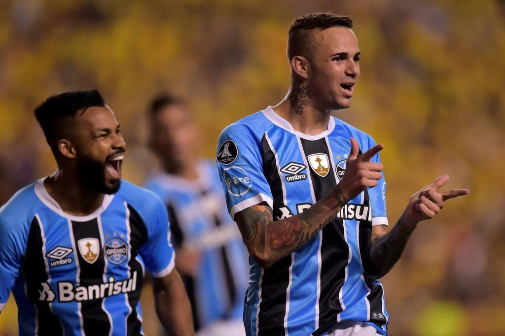 Grêmio acerta renovação de contrato com Luan — Mercado da bola