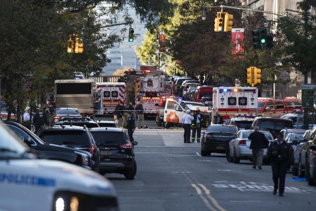 Trump quer pena de morte para terrorista que matou 8