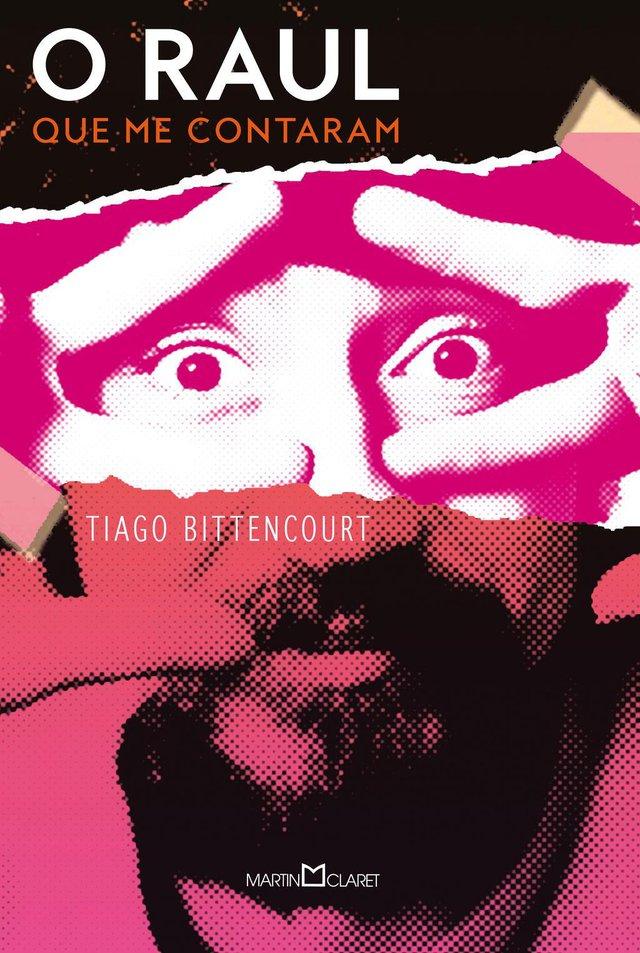 lançamento do livro O Raul que me contaram - A história do Maluco Beleza, de Tiago Bittencourt