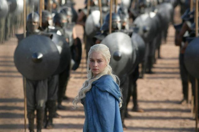 game of thrones, terceira temporada, hbo, seriado, série, Daenerys Targaryen, emilia clarke