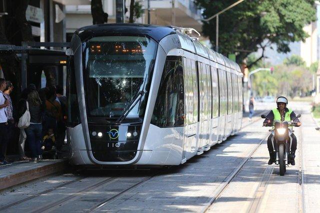 RIO DE JANEIRO, RS, BRASIL 04/08/2016 - Mobilidade no Rio de Janeiro. Testamos os três transportes públicos da cidade; BRT, VLT e o Metrô (linha 4) que leva até a Barra da Tijuca. (FOTO: DIEGO VARA/AGÊNCIA RBS).