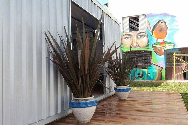 casa da cultura hip hop, esteio, inauguração