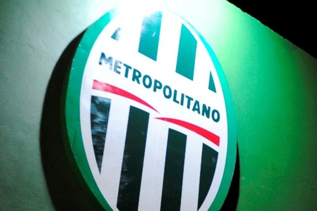 CT Romeu Georg, brasão Metropolitano, Blumenau