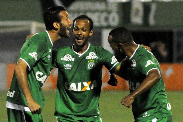 Chapecoense X Botafogo, no estádio Indio CondaIndexador: