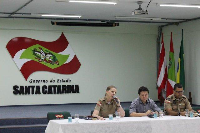 Coletiva, funcionamento, inscrições, Colégio Militar, Blumenau