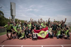 Delegação de atletismo de SC foi bem no ano passado e projeta repetir o sucesso (MPIX/CPB/DIVULGAÇÃO/Daniel Zappe)