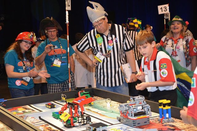 robótica fiesc, first lego league