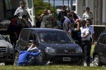 (EITAN ABRAMOVICH/AFP)