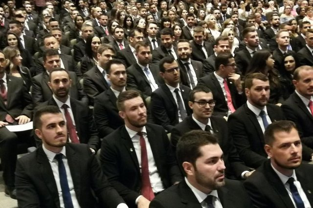 Formação de novos profissionais do IGP e Polícia Civil