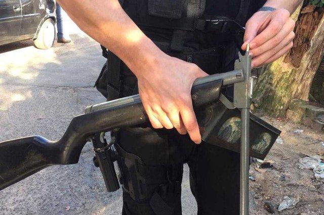 operação policial combate venda de armas pelo whatsapp