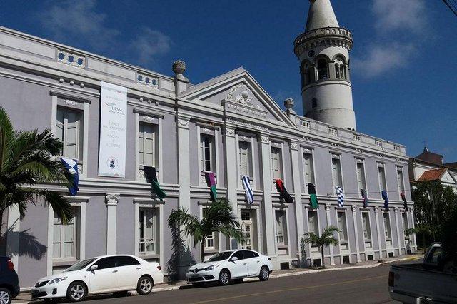 UFSM Silveira Martins - Espaço Multidisciplinar de Pesquisa e Extensão. Antigo Colégio Bom Conselho