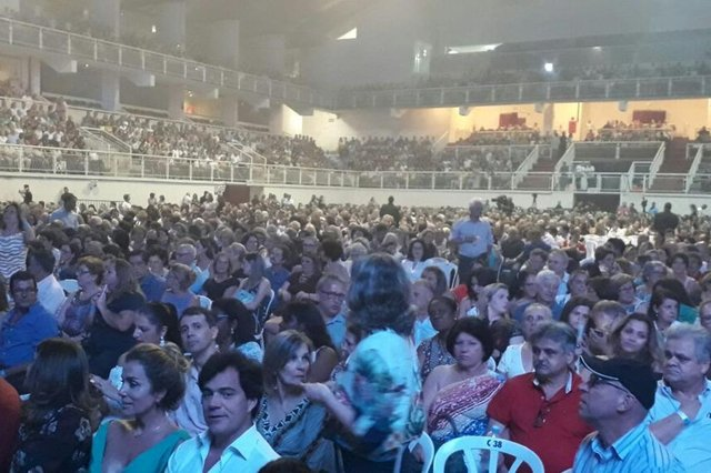 show roberto carlos, joinville
