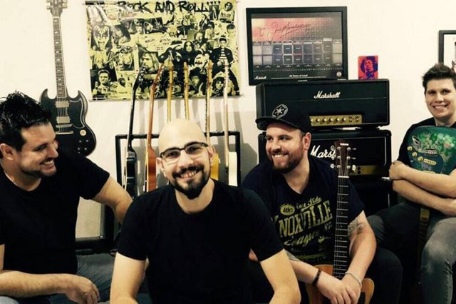 banda #Rockalha