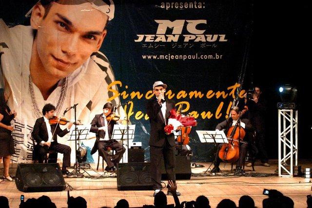 *** Jean Paul 2 - Luiz A Vaz ***MC Jean Paul faz show no Theatro São Pedro