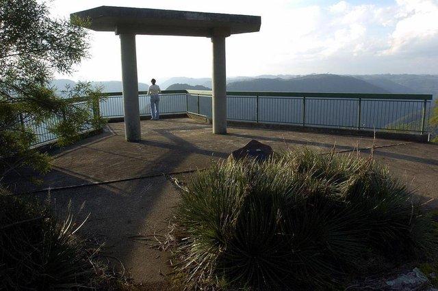 *** Mirante Gelain2 - Xu ***Mirante Gelain, no interior de Flores da Cunha, conta agora com bar aberto nos finais de semana para atender os visitantes.