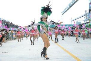 FLORIANÓPOLIS, SC, BRASIL, 25/02/2017: Carnaval 2017. Na foto: Dascuia.(Foto: CRISTIANO ESTRELA / Agência RBS) (Agencia RBS/Cristiano Estrela)