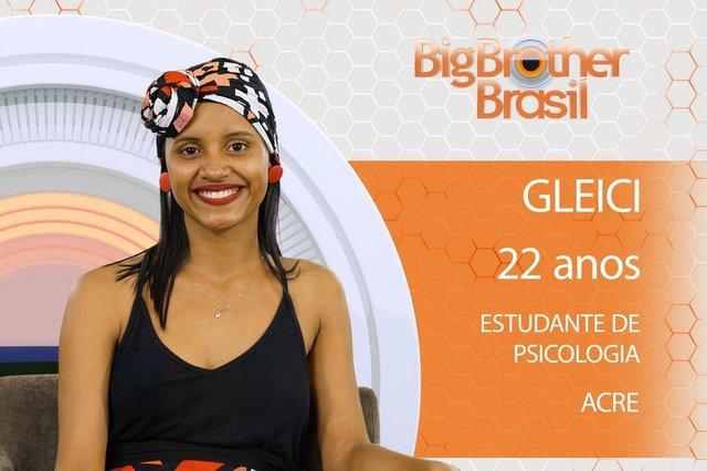 gleici, bbb, participante, big brother brasil, big brother, militante