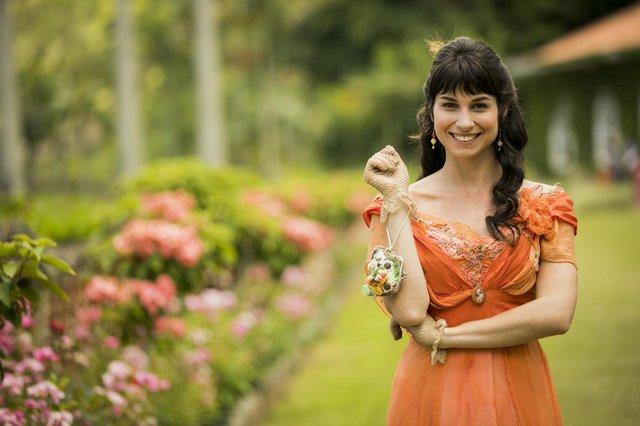 Mariana (Chandelly Braz) faz parte do elenco da nova novela das seis, Orgulho e Paixão