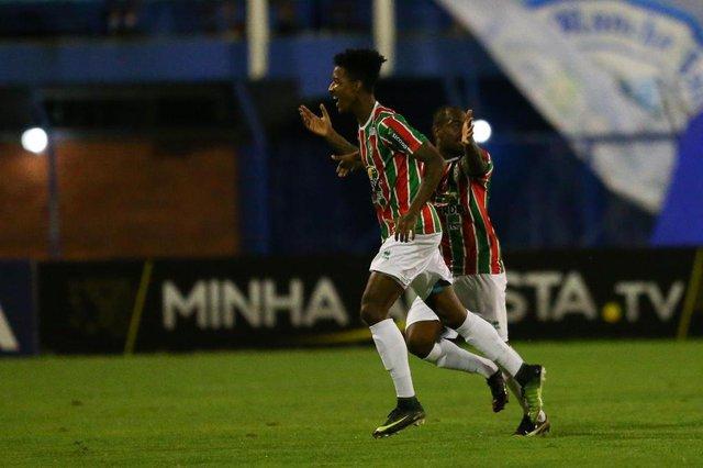 FLORIANÓPOLIS, SC, BRASIL 31/01/2018. ESPORTE. Avaí X Concórdia, partida válida 5ª rodada do Catarinense 2018 no estádio da Rassacada.
