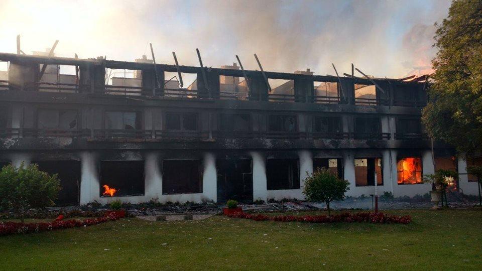 ABIH Nacional publica nota de esclarecimento sobre incêndio em hotel