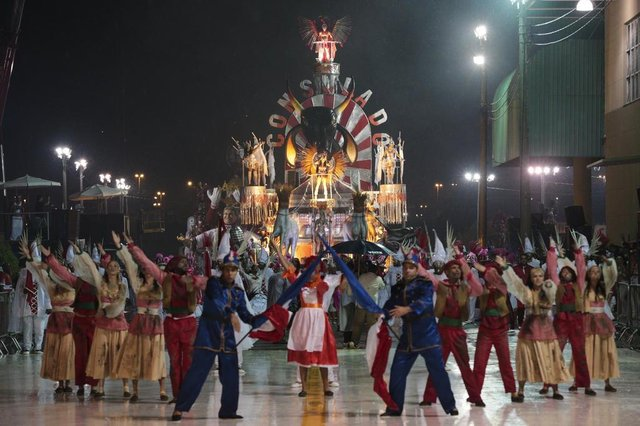 FLORIANOPOLIS, SC, BRASIL, 10/02/2018: Carnaval 2018 - Consulado (Foto: CRISTIANO ESTRELA / DC)