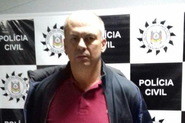 Traficante José Paulo Vieira de Mello, conhecido como Paulo Seco, ligado a Fernandinho Beira-Mar, foi preso em Tramandaí
