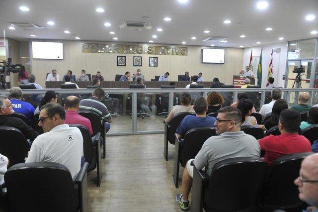 Blumenau - SC - Brasil - 15022018 - Audiência pública discute hoje mudanças no transporte coletivo de Blumenau