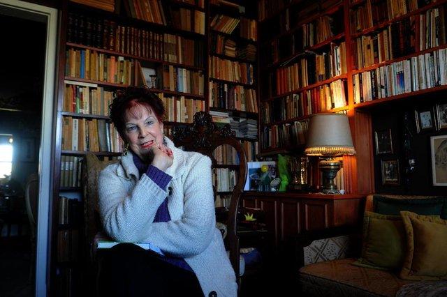 CAXIAS DO SUL, RS, BRASIL (05/05/2016) Amália Marie Gerda Bornheim lança livro de poesias Estações dAlma. Gerda Bornheim. (Roni Rigon/pioneiro)