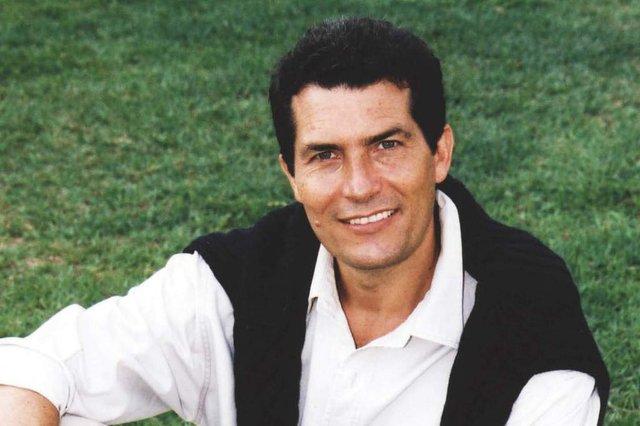 Tony Correia, ator português, ex-galã de novelas da Globo#PÁGINA: 3#EDIÇÃO: 2ªFD Fonte: Divulgação ZH Fotógrafo: Mauro Salviano