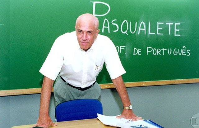 Professor Pasqualete