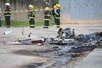 Acidente ocorreu no bairro Paranaguamirim no dia 8 (A Notícia/Salmo Duarte)