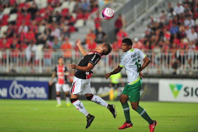 JOINVILLE,SC,BRASIL,10-03-2018.Campeonato Catarinense,Jec X Chapecoense.(Foto:salmo Duarte/A Notícia)