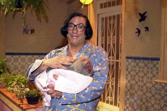 Marcos Oliveira - A Grande Família#PÁGINA:15 Fonte: Divulgação Fotógrafo: Tv Globo