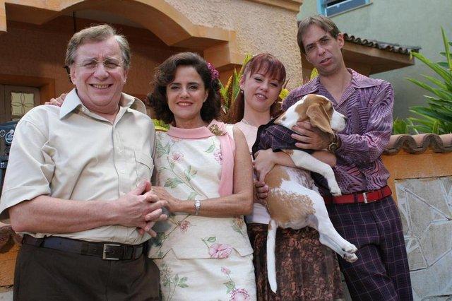 A Grande Família - programa humorista da Globo#PÁGINA:12 Fonte: Tv Globo Fotógrafo: Luciola Villela