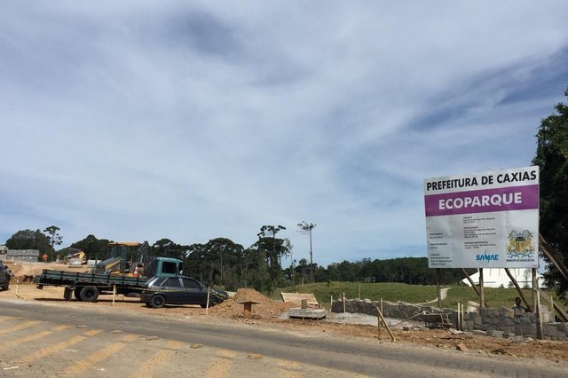 Em fase final de obras, Ecoparque, em Caxias, será aberto ao público somente após construção de banheiros