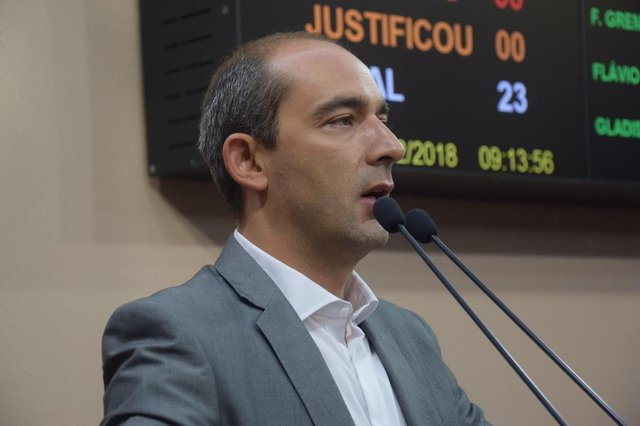Vereador Rodrigo Beltrão (PT)