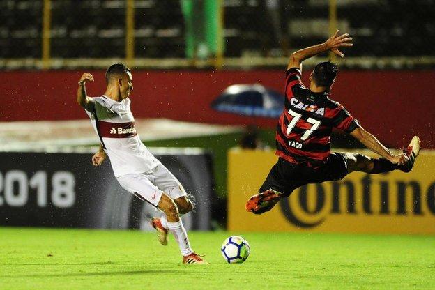(Ricardo Duarte/SC Internacional)