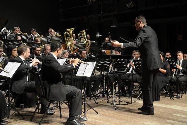 Orquestra Municipal de Sopros de Caxias do Sul comemora 20 anos de existência com concerto neste domingo
