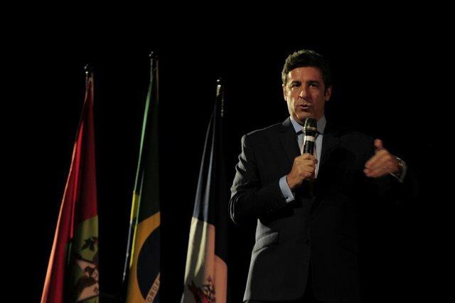 Embaixador Carlos Magariños: Economista, diplomata, embaixador da Argentina no Brasil, fundador da Foresight 2020 e da Global Business Development Network.Tema: O Futuro do Trabalho. Palestra: Soluções e oportunidades - presente do futuro