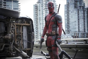 Cena de Deadpool 2 (Divulgação/Fox Films)