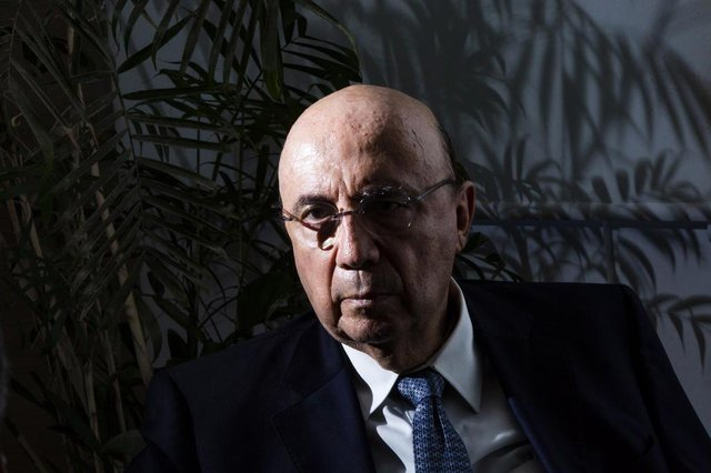 FLORIANOPOLIS, SC, BRASIL, 24.11.2018:  Henrique Meirelles para a coluna do Fleury. (Foto: Diorgenes Pandini/Diario Catarinense)Indexador: Diorgenes Pandini