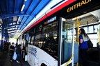 Ônibus da Visate operam com horários reduzidos em Caxias (Agencia RBS/Porthus Junior)