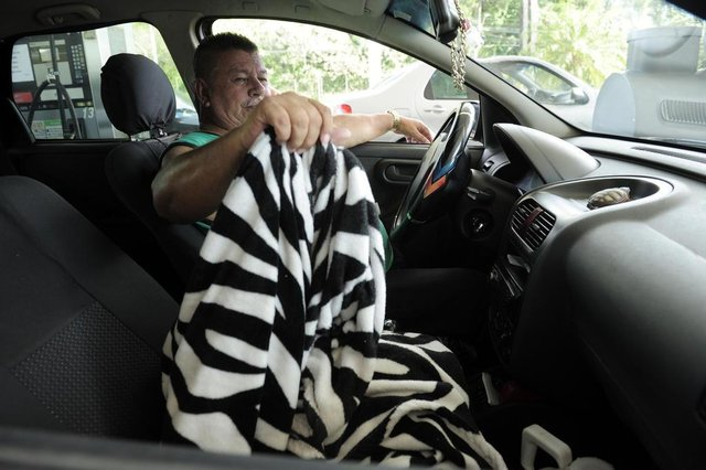 JOINVILLE,SC,BRASIL,30-05-2018.Começa o abastecimento de combustível em Joinville.Paulo Wandorf.(Foto:Salmo Duarte/A Notícia)Indexador: Maykon Lammerhirt